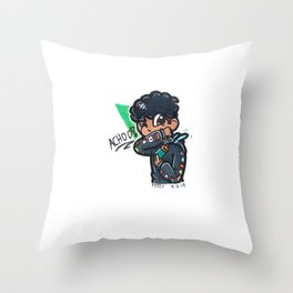 steezy kane Throw Pillow