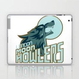 london howlers Laptop & iPad Skin