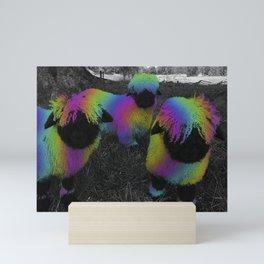 Candy Sheeps Mini Art Print