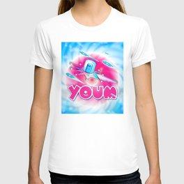 Youm Pink Sky 2 T-shirt