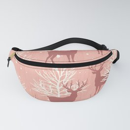 Woodland Forest 7 Fanny Pack