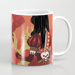 Alice, what have you done? Coffee Mug