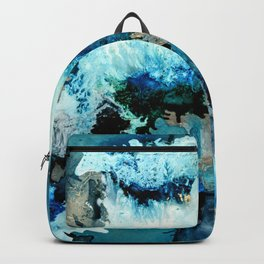Arctic Blue Backpack