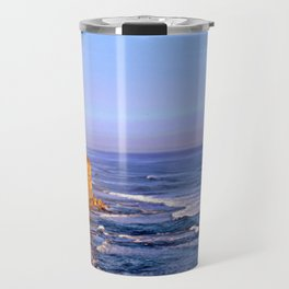 Sunset over the Great Southern Ocean Travel Mug