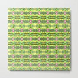 South Indian Apple Pickle OG Pattern Metal Print