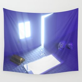 Abduction Wall Tapestry