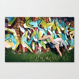 Ballerina Project X Canvas Print