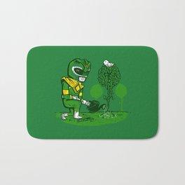 Green Ranger Bath Mat