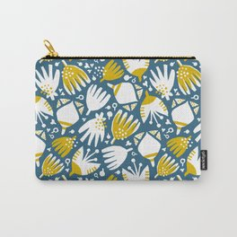 Sunny Blues Carry-All Pouch