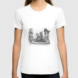 CIVILIZED SAVAGES T-shirt