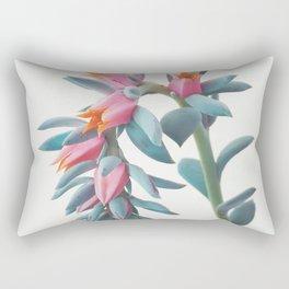 Succulent Cluster Rectangular Pillow