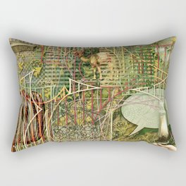 Rationalism's Demise (2) Rectangular Pillow