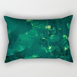 Mornings in Tulum Rectangular Pillow