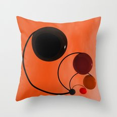 geometrical still-life -5- Throw Pillow