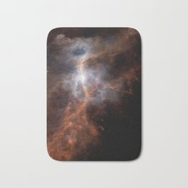 Ionized Carbon Atoms in Orion Bath Mat