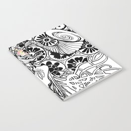 Duality (Black & White Edition) Notebook