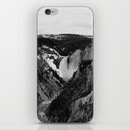 Spring Falls iPhone Skin