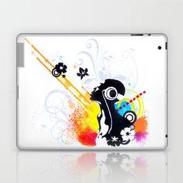 Feel Music Laptop & iPad Skin