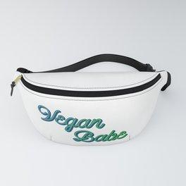 Vegan Babe Fanny Pack