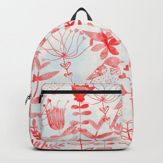 Botanical Garden III Backpack