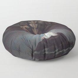 Demon's Son Floor Pillow