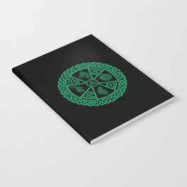Celtic Nature 2 Notebook