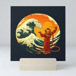 Maestro of the Sea Mini Art Print