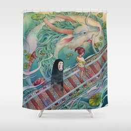 I Remember Now Shower Curtain