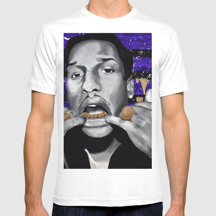 ASAP Rocky, Long  Live  T-shirt by syringml24