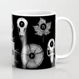 RUNES II Coffee Mug