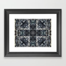 Mirror 2 Framed Art Print