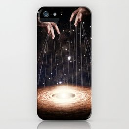 The Greatest Puppeteer iPhone Case