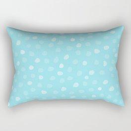 PINTO BLUE Rectangular Pillow