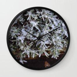 Neve em Londres - 3 Wall Clock