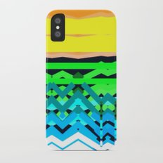The Land iPhone X Slim Case