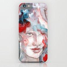 Changes, mixed media artwork iPhone 6s Slim Case