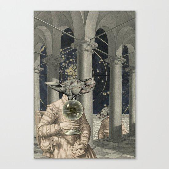 PECULIAR PERSPECTIVE Canvas Print