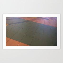El suelo que pisamos Art Print