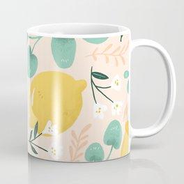 Lemon Party Coffee Mug