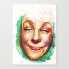 CHEEKY!  Canvas Print