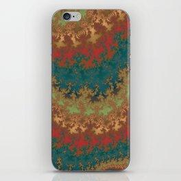 Fractal Layers iPhone Skin