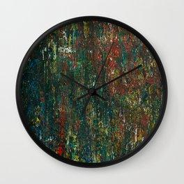City Life Chrysalism Wall Clock