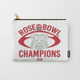 Rose Bowl Champions 2018 Carry-All Pouch