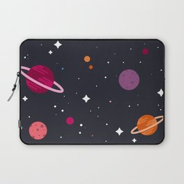 Outer Space Pattern 003 Laptop Sleeve