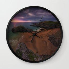 The Hidden Gem Wall Clock