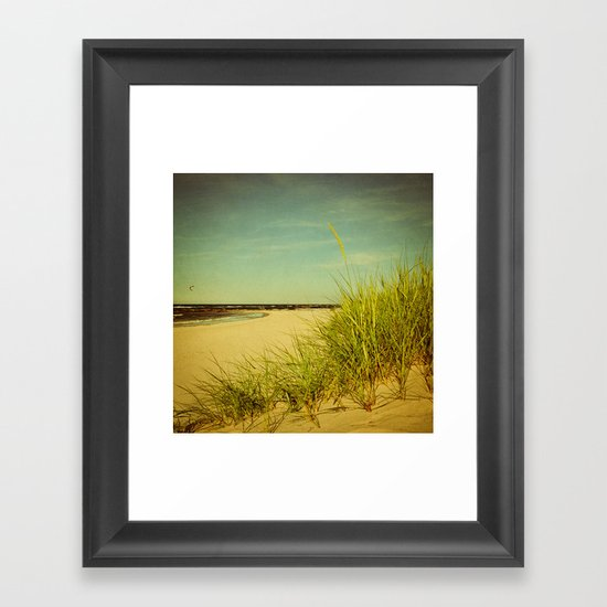 Perfect Day Framed Art Print