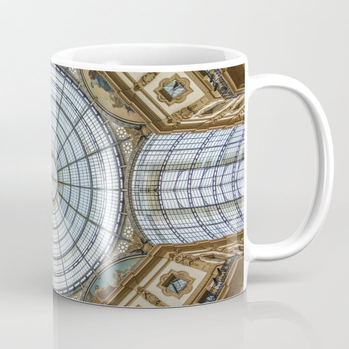 Ceiling of the Galleria Vittorio Emanuele II, Milan Coffee Mug