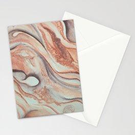 Feminine: Luminance Stationery Cards