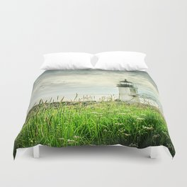 Marshall Point Duvet Cover