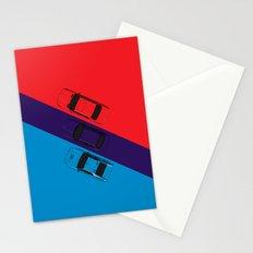 ///M Stationery Cards